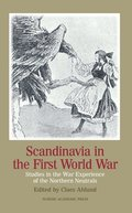Scandinavia in the first world war : studies in the war experience of the northern neutrals