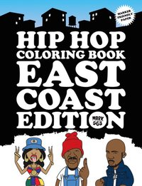 Hip Hop coloring book : East Coast edition