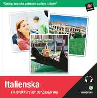 Italiensk språkkurs - Grundkurs