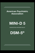 MINI-D 5 : diagnostiska kriterier enligt DSM-5