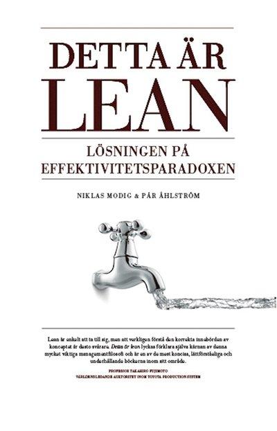 Detta är Lean