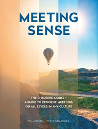 Meeting sense : the Chadberg Model - a guide to efficient meetings, on all levels, in any culture
