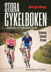 Med bokens hjälp kommer du att utvecklas som cyklist och ha roligare på vägen. Stora Cykelboken är skriven av Tori Bortman och Gabriella Ekström som tillsammans har mer än 40 års erfarenhet av cykling på alla nivåer.