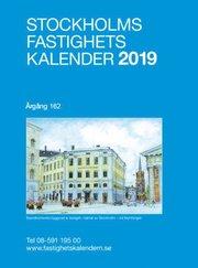 Stockholms Fastighetskalender 2019, Årg 162
