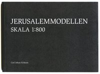 Jerusalemmodellen, skala 1:800