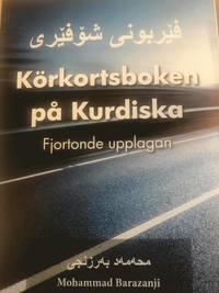 grattis på kurdiska Körkortsboken på Kurdiska   Mohammad Barazanji   Kartonnage  grattis på kurdiska