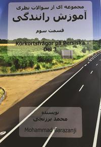 teoriprov körkort gratis på persiska