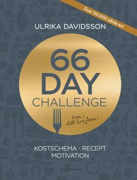 66 day challenge : kostschema, recept, motivation