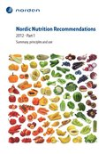 Nordic Nutrition Recommendations 2012. Part 1. Summary, principles and use