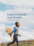 Exports of Nordic Used Textiles