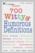 Over 700 Witty & Humorous definitions