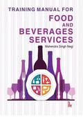 Training Manual for Food and Beverage Services