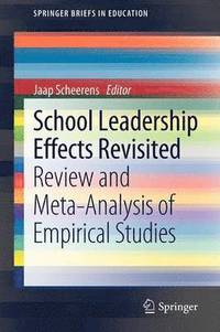 School Leadership Effects Revisited