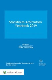 Stockholm Arbitration Yearbook 2019