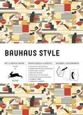 Bauhaus Style: Gift &; Creative Paper Book: Vol. 64