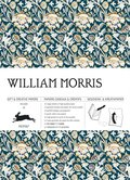 Pappersarksbok 50x70cm 12 ark William Morris