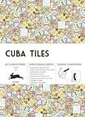 Cuba Tiles: Gift &; Creative Paper Book: Vol. 69