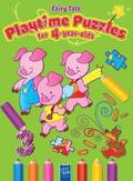 Fairy Tale Playtime Puzzles 4