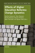 Effects of Higher Education Reforms: Change Dynamics