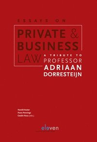 Essays on Private &; Business Law