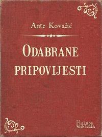 Odabrane Pripovijetke Ivan Goran Kovacic E Bok 9789533280233
