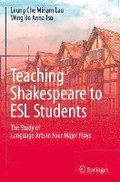 Teaching Shakespeare to ESL Students