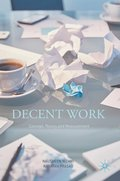 Decent Work: Concept, Theory and Measurement