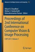 Proceedings of 2nd International Conference on Computer Vision &; Image Processing