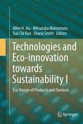Technologies and Eco-innovation towards Sustainability I