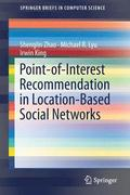 Point-of-Interest Recommendation in Location-Based Social Networks