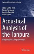 Acoustical Analysis of the Tanpura