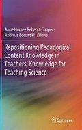 Repositioning Pedagogical Content Knowledge in Teachers' Knowledge for Teaching Science