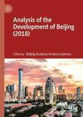 Analysis of the Development of Beijing (2018)