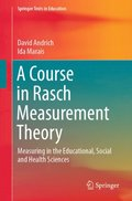 Course in Rasch Measurement Theory