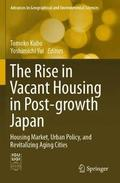 The Rise in Vacant Housing in Post-growth Japan