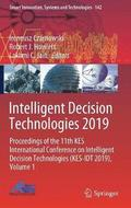 Intelligent Decision Technologies 2019
