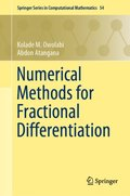 Numerical Methods for Fractional Differentiation