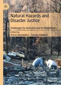 Natural Hazards and Disaster Justice