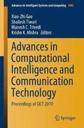 Advances in Computational Intelligence and Communication Technology