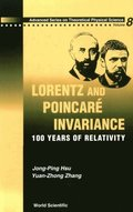 Lorentz And Poincare Invariance: 100 Years Of Relativity