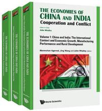 Economies Of China And India, The: Cooperation And Conflict (In 3 Volumes)