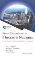 Recent Development In Theories And Numerics, Proceedings Of The International Conference On Inverse Problems