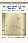Spin Structure Of The Nucleon, The