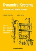 Dynamical Systems: Theory And Applications