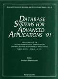 Database Systems For Advanced Applications '91 - Proceedings Of The 2nd International Symposium On Database Systems For Advanced Applications
