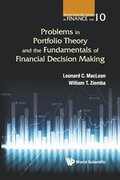 Problems In Portfolio Theory And The Fundamentals Of Financial Decision Making