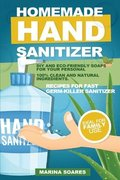Homemade Hand Sanitizier
