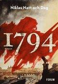 1794 - BOK SIGNERAD AV NIKLAS NATT OCH DAG