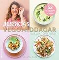 Jessicas vegomiddagar - hur lätt som helst - BOK SIGNERAD AV JESSICA FREJ