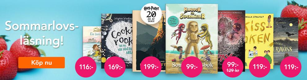 bb0e761b66cb Bokus bokhandel: Handla böcker online - billigt, snabbt & enkelt!